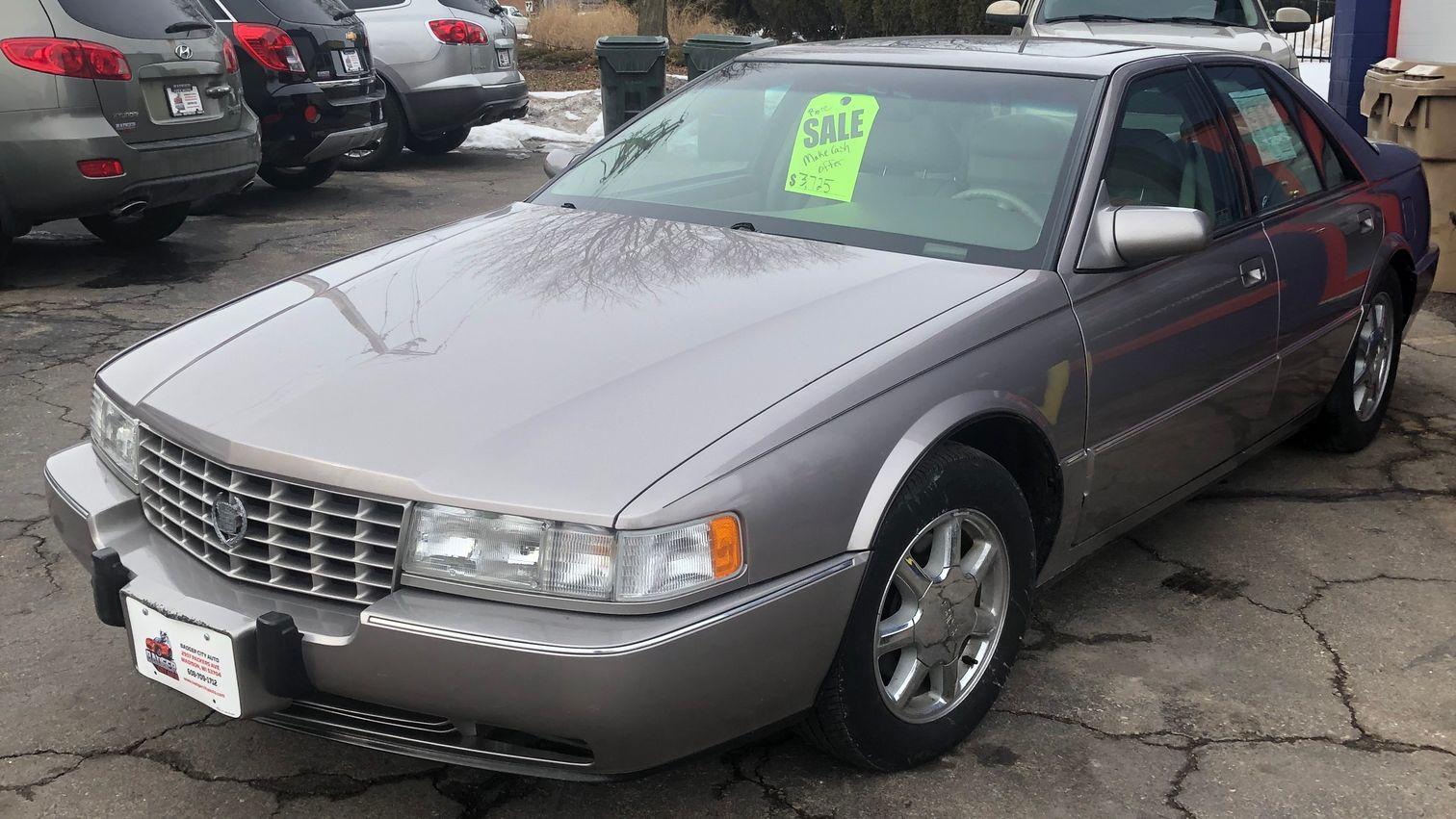 1997 Cadillac STS